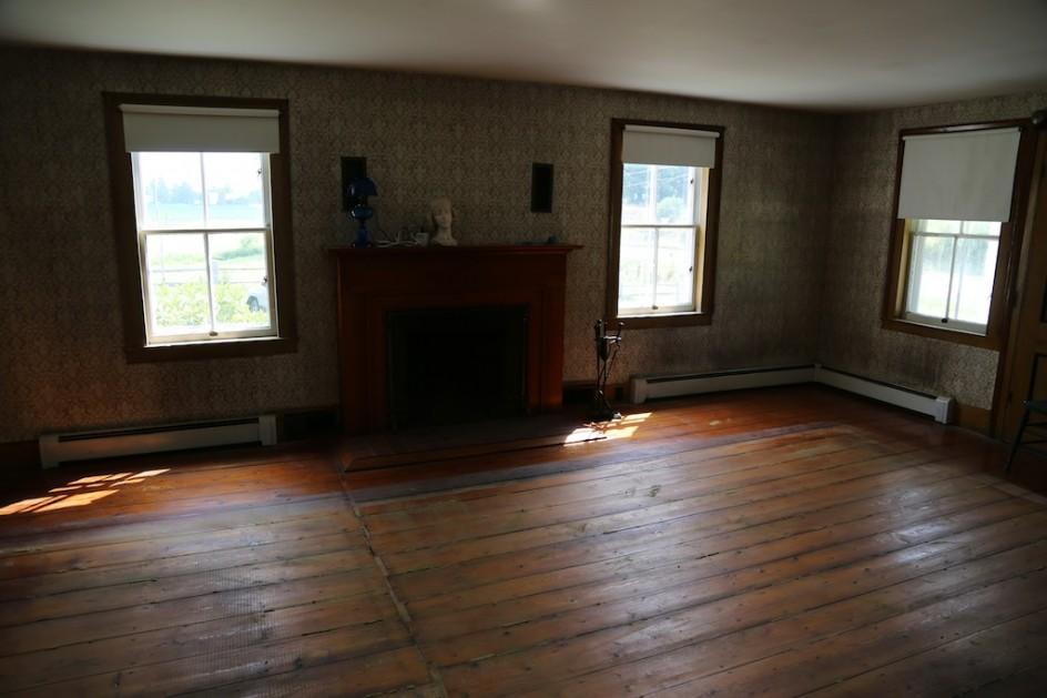 No More Carpet. Living Room. - Bedlam Farm Journal Bedlam Farm Journal