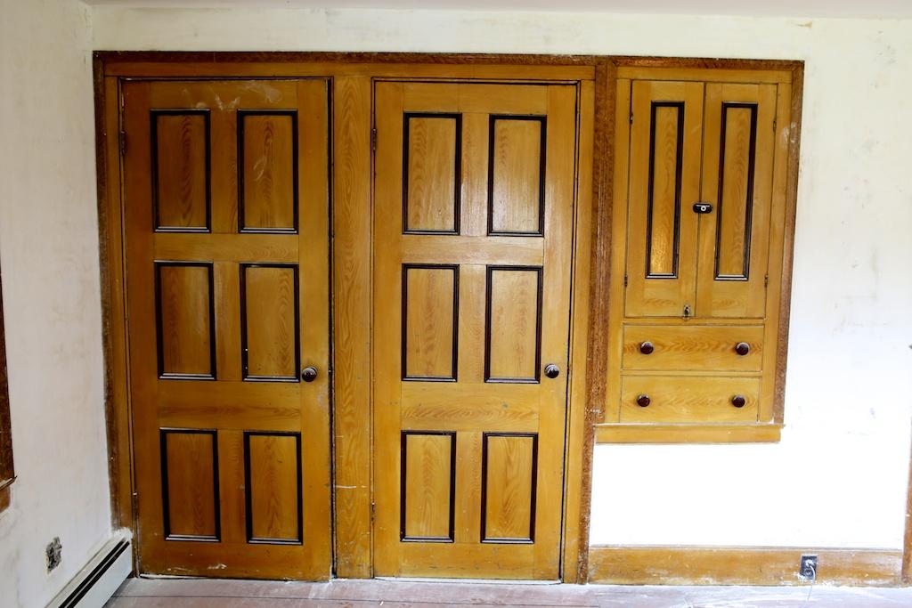 Woodwork Living Room Bedlam Farm