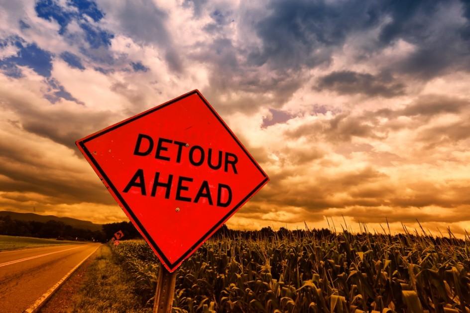 Detours, Detours