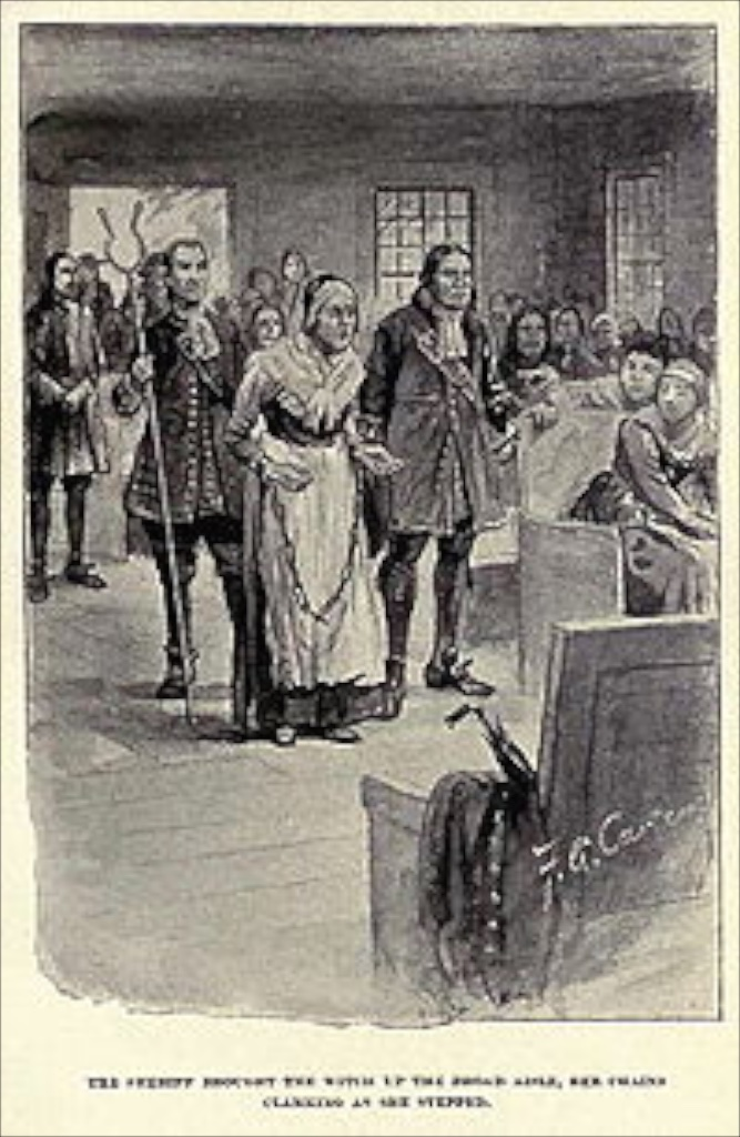 essay about rebecca nurse This essay the crucible and other 63,000+ term papers rebecca nurse, whom is accused of witch craft, francis nurse rebecca's husband, judge danforth.