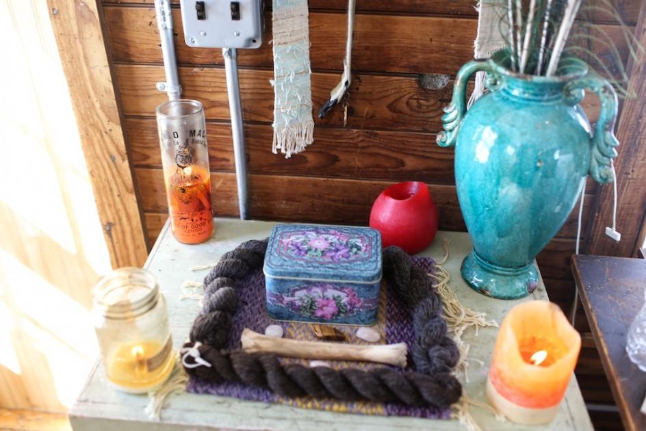 Frieda's Altar