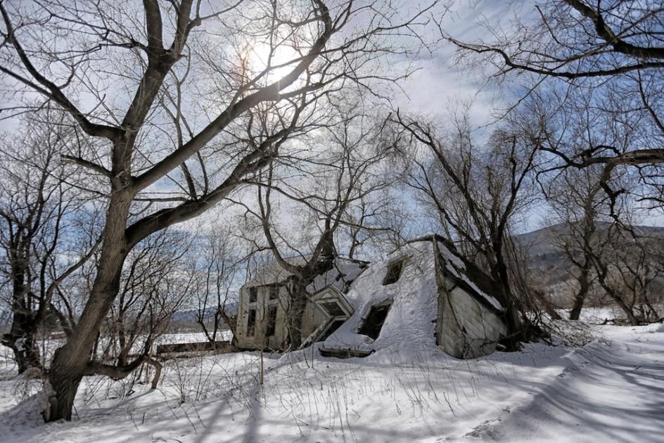 Pownal Farmhouse