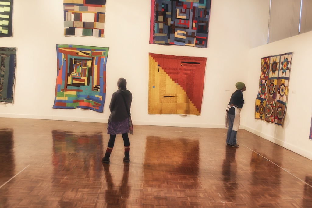 The Gees Bend Quilts The Power Of Art Bedlam Farm