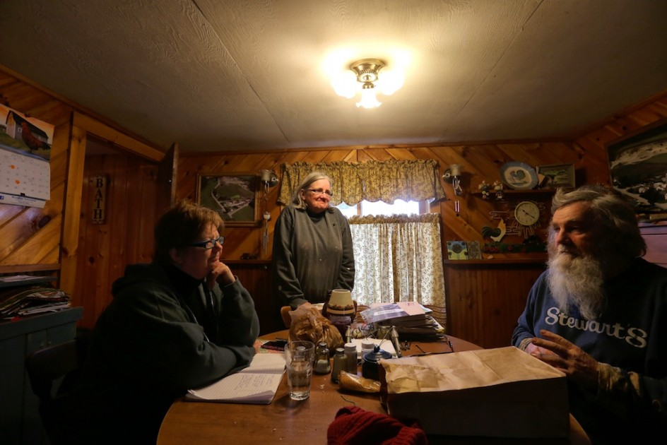 Blog Meeting At Bejosh Farm