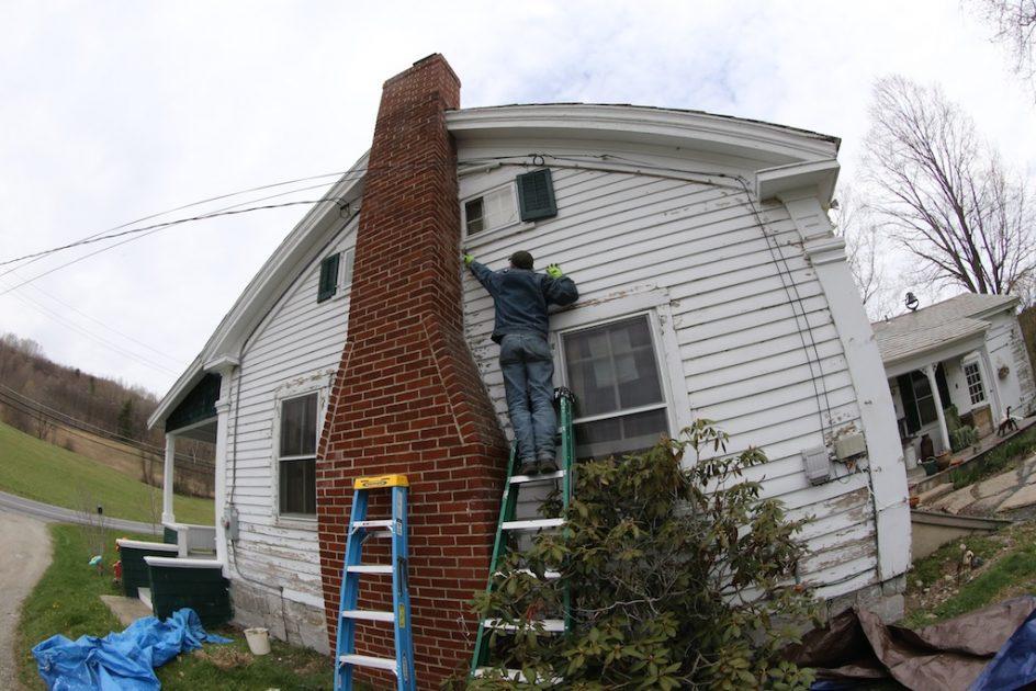 Painting The Farmhouse