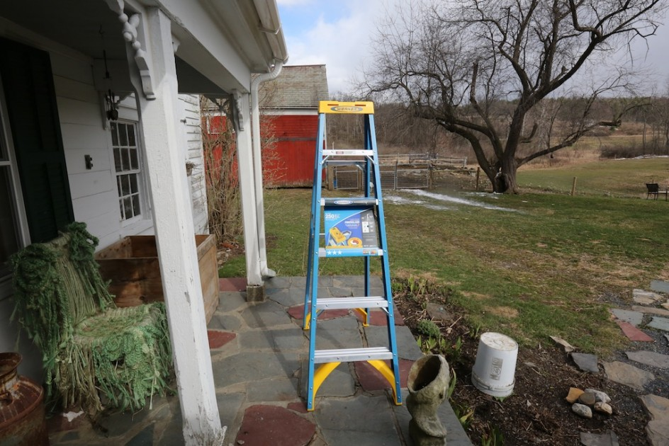 The Six-Foot Ladder