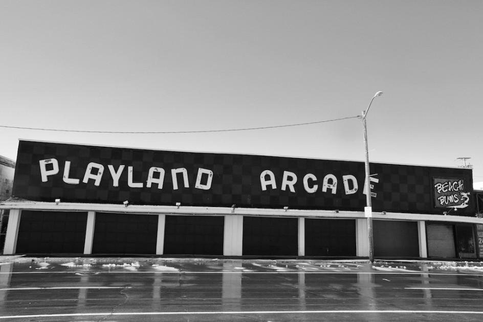 The Playland Arcade