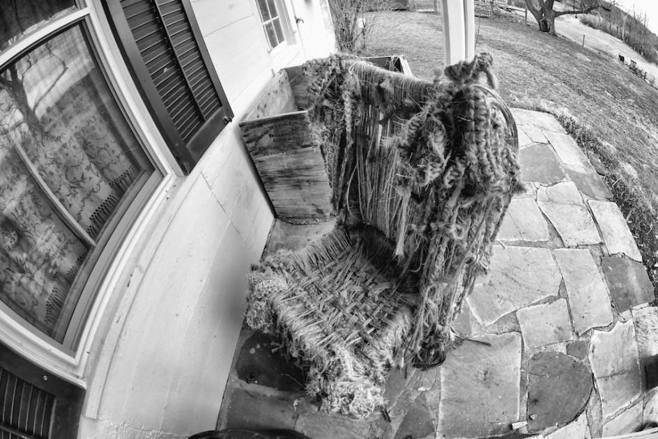 The Rapunzel Chair