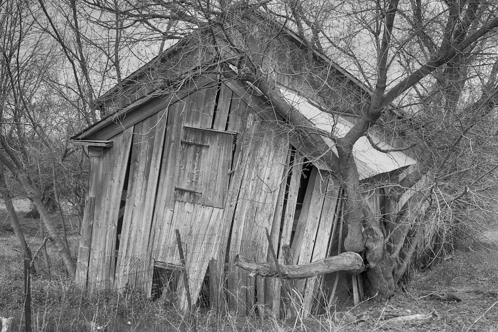The Old Barn In White Creek